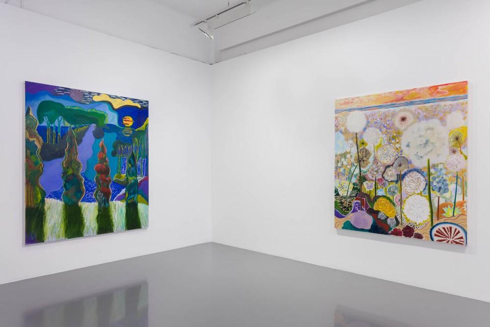 Mark-Blower-200219-Shara-Hughes-Pilar-Corrias-Gallery-0007-1000x667