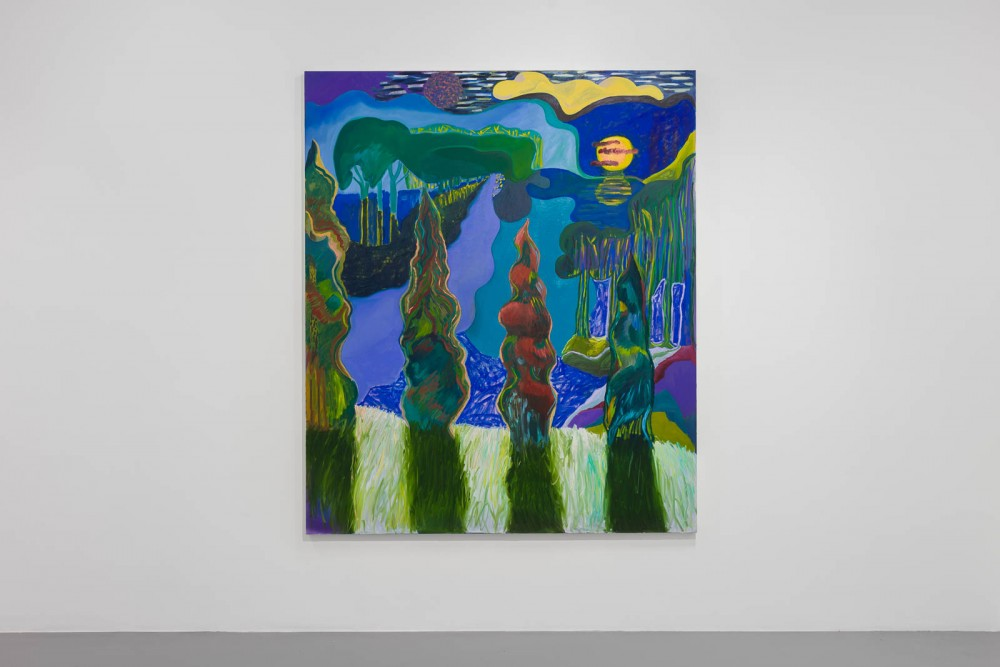 Mark-Blower-200219-Shara-Hughes-Pilar-Corrias-Gallery-0037-1000x667